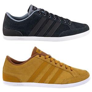 Leather Adidas Caflaire Low Schwarz Braun Schuhe Herren Sneaker zpUGqSMV