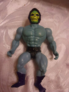Vintage-80s-MOTU-He-Man-6-034-Figures-Mattel-Skeleton-Action-Figure-Toy