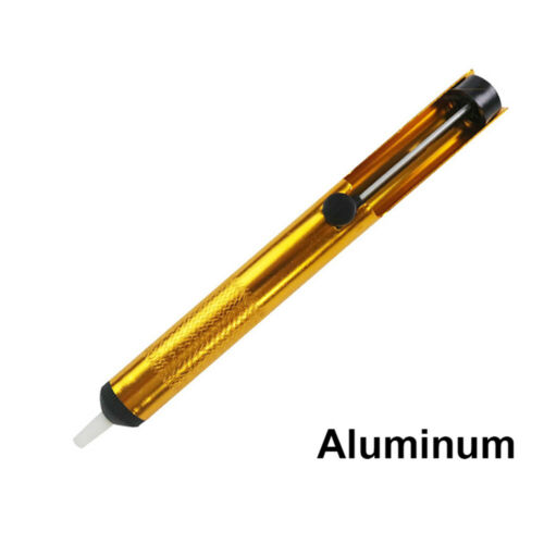 Welding Aluminum Metal Soldering Sucker Pen Desoldering Pump  Suction Tin Gun
