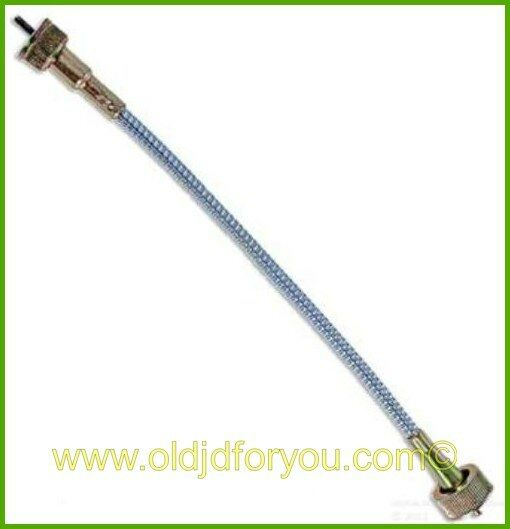Battery Ground Strap for John Deere A B /& G Tractors /'/'13 Length AB1833R