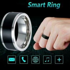 Wasserdicht-Nfc-Multifunktions-Smart-Ring-Android-Magie-Finger-Ringe-X8E5