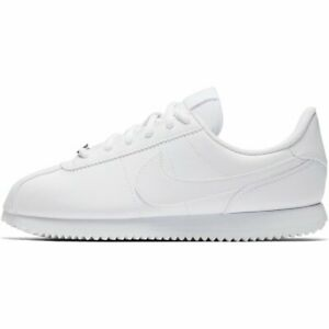 mensaje Caprichoso noche  Nike Cortez Basic Sl (Gs) Zapatillas Blanco Niños | eBay