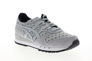 Onitsuka-Tiger-Alvarado-D7J8L-9696-Womens-Gray-Suede-Lifestyle-Sneakers-Shoes