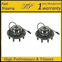 Front Wheel Hub Bearing Assembly For Dodge Ram 3500 2006-2008 (rwd) Pair