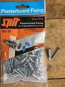 SPIT DRIVA TP12 PLASTER BOARD FIXING