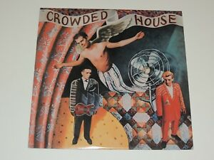 Admirable Details About Crowded House Self Titled Lp Record Capitol St 12485 Us 1986 Home Remodeling Inspirations Cosmcuboardxyz