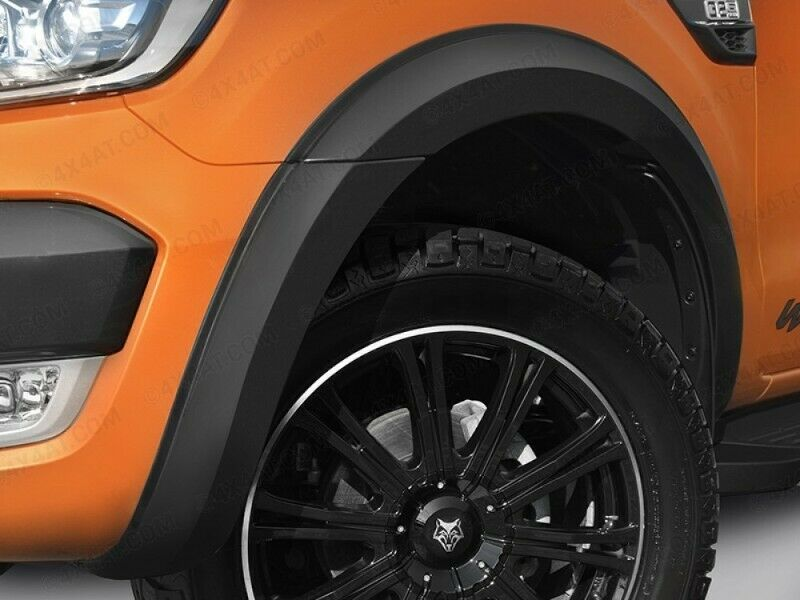 Ford Ranger 2016 + 55mm ( 3inch ) Wheel Arch Kit For Double Cab