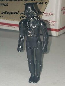 1977 Darth Vader Figure star wars Hong Kong GMFG no cape