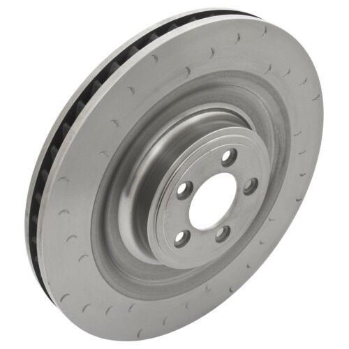Front brake disc Jaguar XKR X150 LH 2006-2014 Alcon brakes • NEW Moss Europe