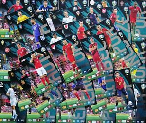 Panini Adrenalyn XL euro 2020 139-Santi Cazorla-fans favourite