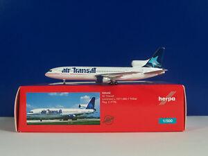 Air Négociations Lockheed L-1011-1 Tristar-herpa Wings 1:500 - 526456-afficher Le Titre D'origine PréVenir Et GuéRir Les Maladies