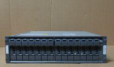 Netapp DS14 MK4 FC 6.3TB 14 x 450GB 15K Fibre Channel 2xESH4 Controllers Array