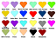 Personalised-or-blank-Wedding-place-names-Lots-of-colours-and-cards-available thumbnail 4