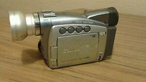 canon zr80 minidv camcorder w 18x optical zoom 2 5 lcd as is rh ebay com Canon Vixia Canon NTSC ZR80
