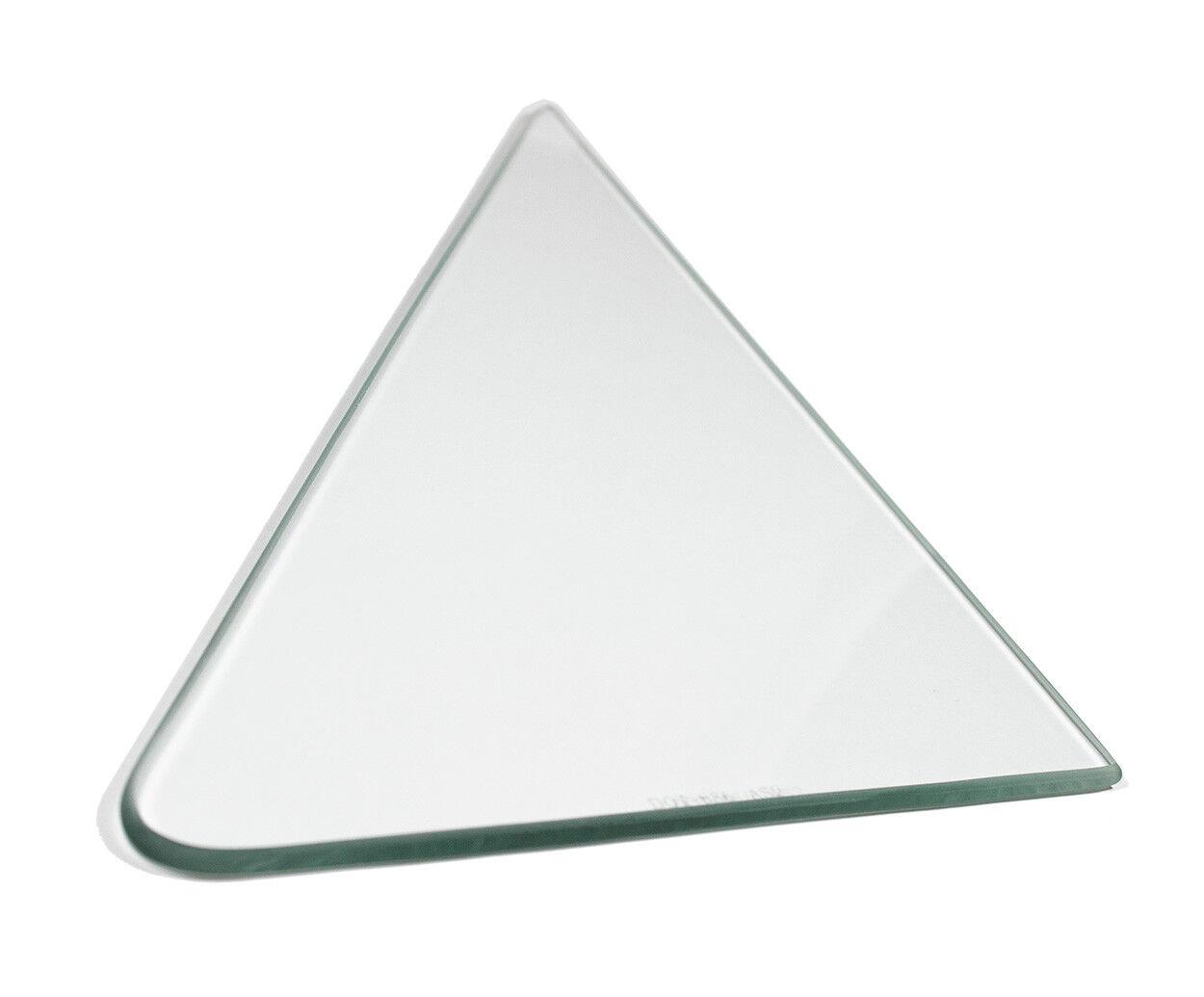 1962 67 Chevy Ii Nova Vent Window Glass Clear Lh Rh