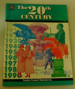 20th Century Mary Ellen Sterling Teacher Created Materials Activity Book PB 1997
