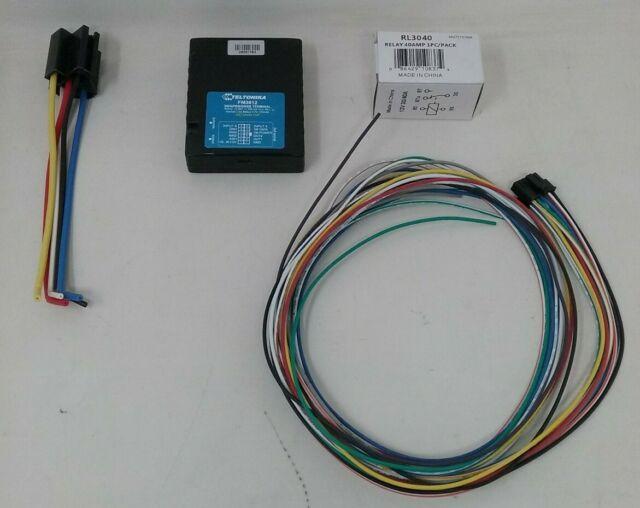 internal GNSS and 3G antennas Teltonika FM3612 advanced 3G vehicle tracker