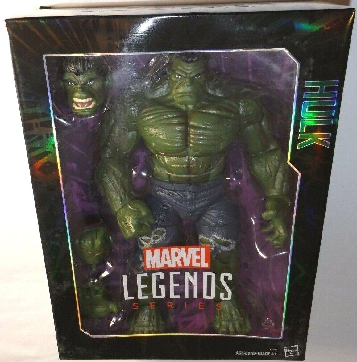 Hasbro Marvel Legends Series Hulk Vengadores C1880 de 14.5  pulgadas