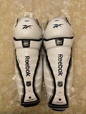 "Jofa 5090 16/"" shin guards Sr senior ice hockey New Reebok 8K Pro Stock NHL"
