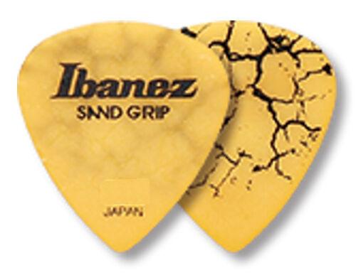 Grip Wizard Stärken Ibanez PA16 Sandgrip Crack Plektren 6 Stück versch