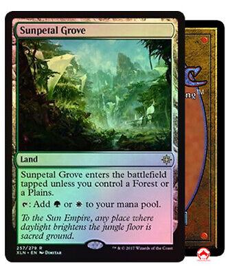 MTG Magic The Gathering SUNPETAL GROVE NM Ixalan IXL