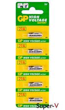 Gold Peak GP 29A, GP29A, 29A-C5  9 Volt Alkaline Battery (5 Batteries)