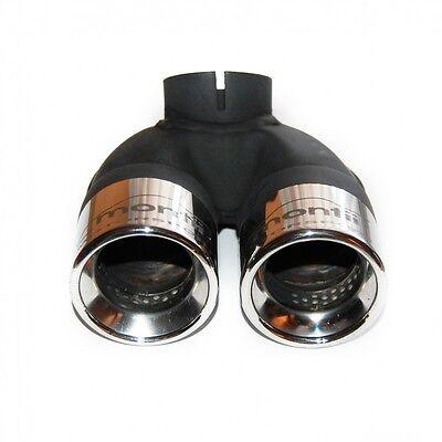 smart 451 diesel turbo benziner ab endrohr 2 x 60mm ausstellungsst ck ebay. Black Bedroom Furniture Sets. Home Design Ideas