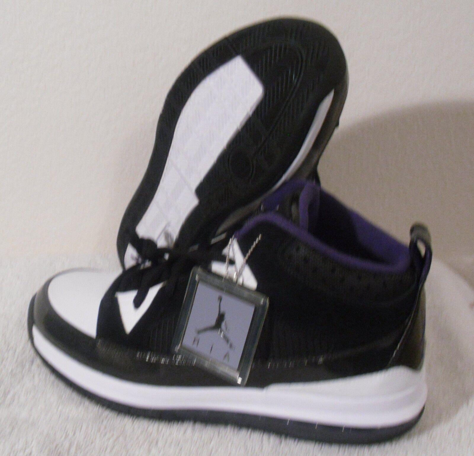 NEW Nike Jordan Flight 9 Max RST Mens Mens Mens Basketball shoes 13 Black Purple  140 8df9fa