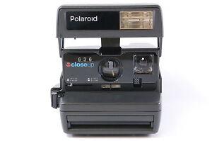 POLAROID-636-gros-plan-close-up-Instant-Camera-pour-600-FILM-teste
