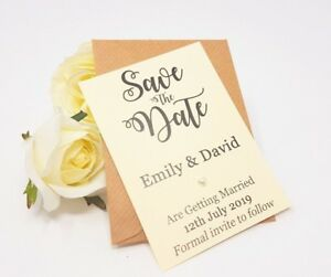 Personalised-Wedding-Save-the-Date-Cards-with-Envelopes-Magnetic