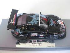 BBR / Gasoline  Ferrari 550 Maranello 1000 Km  SPA 2005 Menx 1:43 Neu in OVP