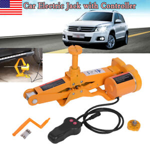 Image Is Loading 3Ton Universal Capacity Car SUV Jack 12V Electric