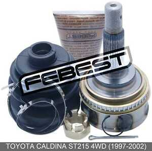 Outer-Cv-Joint-25X56X26-For-Toyota-Caldina-St215-4Wd-1997-2002