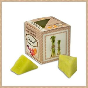 Duftwachs Zitronengras | Aroma Duftkerze Schmelzwachs Wax Aromatic