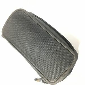 Nintendo GameBoy Advance SP GBA Black Travel Pouch Carrying Case
