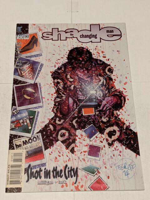 Shade The Changing Man #58 April 1995 DC Comics Milligan