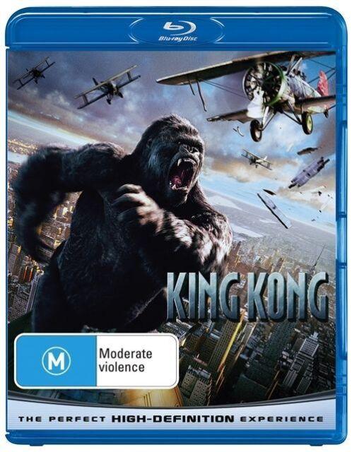 King Kong : NEW BLU RAY
