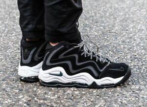 7 'vast 325001 Nike Tailles Pippen 004 Anthracite Uk Noir Grey' Air 11 8qSxAa