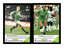 Werder Karten Kaufen