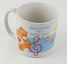 Care Bears Mug American Greetings Stoneware Birthday Bear 1984 Good Cond.