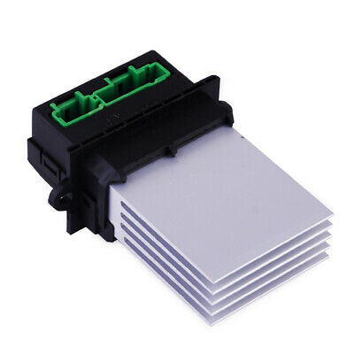 Heating and Air Conditioning Blower Motor Resistor Air Conditioning Heater Blower Motor Control Module Resistor 7701207718 for Peug-eot 107 207 607 Citr-oen C5 C3 C2