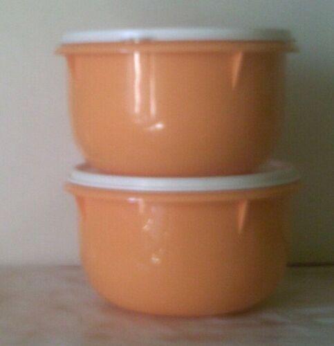 Tupperware lo 2 Bols Hermétique 2L orange