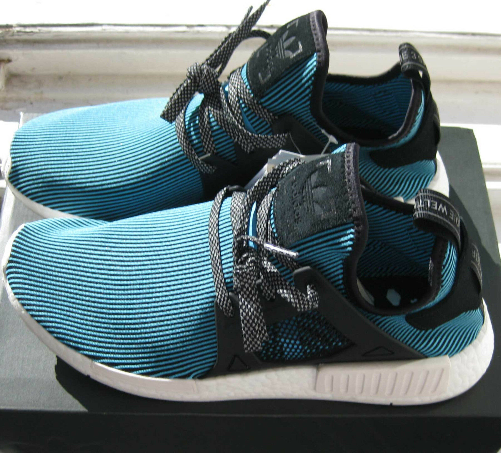 Adidas nmd xr1 pk bright eu:40 cyan / Blau primeknit eu:40 bright us:7 neu 6bef9e