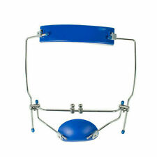 New Dental Orthodontic Stainless Steel Headgear Adjustable Reverse Pull Headgear