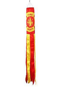 Fire-Department-Windsock-Briarwood-Lane