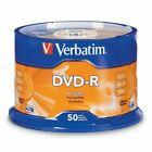 Verbatim AZO DVD-R 4.7GB 16X Spindle - 50 Pack