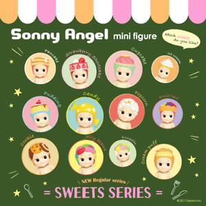 Mejor precio Sonny Sonny Sonny Ángel Dulce Serie Completa Boxset - 12 PC 's Mini Figura Kawaii muñecas  alta calidad