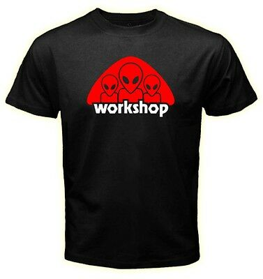 Alien Workshop Logo Customs Printed on Black / White T shirt size S to 2XL
