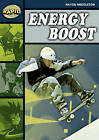 Rapid Stage 6 Set B: Energy Boosts (Series 2) by Pearson Education Limited (Paperback, 2007)