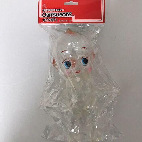 Obitsu KEWPIE QP 9.8in 25cm Clear Color ver sofubi soft vinyl figure toy Japan